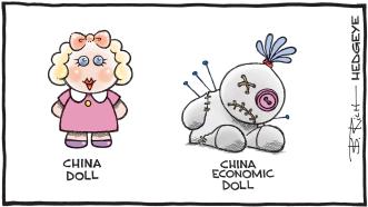 09.03.2019 China economic doll